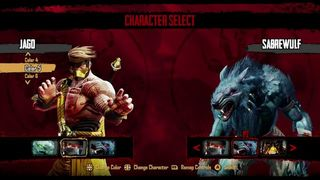Killer Instinct - Colores alternativos