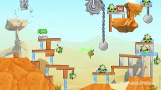 Angry Birds Star Wars II - Yoda
