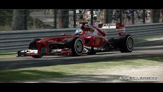 F1 2013 - Vuelta r�pida Alonso en Monza