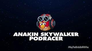 Angry Birds Star Wars II - Anakin Skywalker Podracer