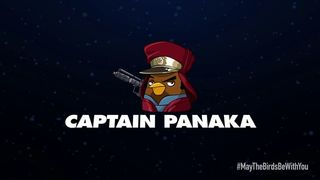 Angry Birds Star Wars II - Capt. Panaka