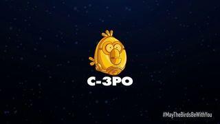 Angry Birds Star Wars II - C-3PO