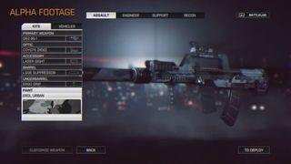 Battlefield 4 - Configurar armas