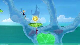 Rayman Fiesta Run - Debut