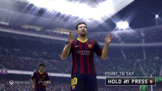FIFA 14 - Celebraciones