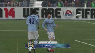 FIFA 14 - Boca vs Manchester City
