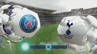 FIFA 14 - PSG vs Tottenham
