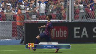 FIFA 14 - FC Barcelona vs Milan