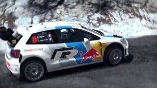 WRC 4 - Iluminaci�n y clima