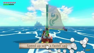 The Legend of Zelda: The Wind Waker HD - Novedades jugables