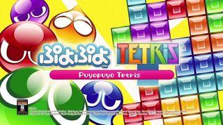 Puyo Puyo Tetris - Debut