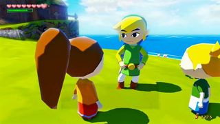 The Legend of Zelda: Wind Waker HD - Jugabilidad (3)