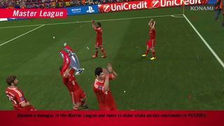 PES 2014 - Master League