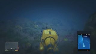 Grand Theft Auto V - Submarino