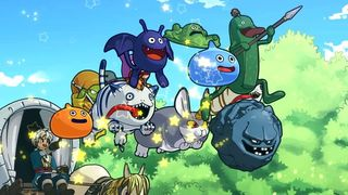 Dragon Quest: Monster Parade - Tr�iler promocional