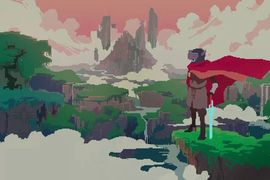 Hyper Light Drifter - Anuncio