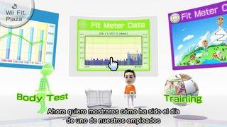 Wii Fit U y Wii Sports Club - Nintendo Direct