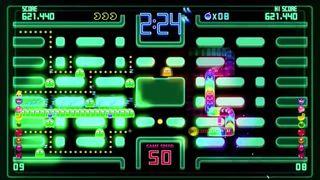 Pac-Man Championship Edition DX+ - TGS 2013