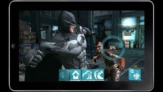 Batman: Arkham Origins - Anuncio iPhone/Android