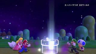 Super Mario 3D World - Jugabilidad
