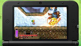 The Legend of Zelda: A Link Between Worlds - Jugabilidad