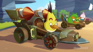 Angry Birds Go! - Lanzamiento