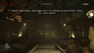 Outlast - Jugabilidad PS4