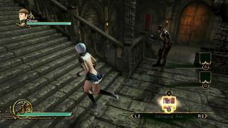 Deception IV: Blood Ties - Sadismo
