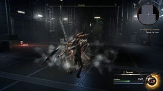 Final Fantasy XV - Actualización de marzo