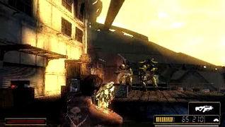 Resistance Retribution - Combate