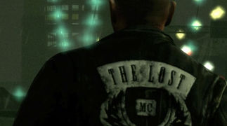 GTA IV: The Lost and Damned - Johnny