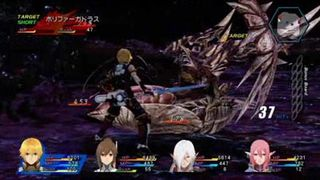 Star Ocean: The Last Hope - Combate (4)