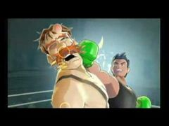 Punch-Out!! - Campe�n