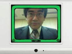 Wario Ware Snapped! - Satoru Iwata