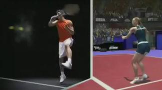 Virtua Tennis 2009 - Modo Pro