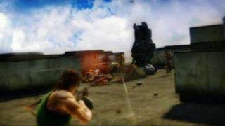 Bionic Commando - Lanzamiento