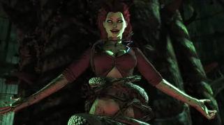 Batman: Arkham Asylum - Poison Ivy