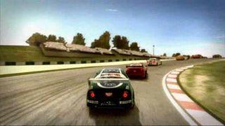 Superstars V8 Racing - Debut