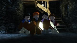 Lego Harry Potter 1-4 - Debut