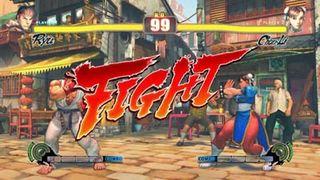Street Fighter IV - Tr�iler E3 (PC)