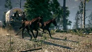 Call of Juarez: Bound in Blood - La diligencia