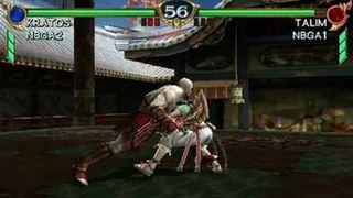 Soul Calibur Broken Destiny - Kratos (2)