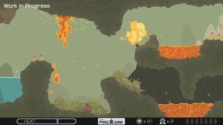 Pixel Junk Shooter - Gamescom
