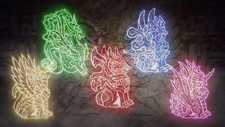 Puzzle & Dragons Z - Tráiler (2)
