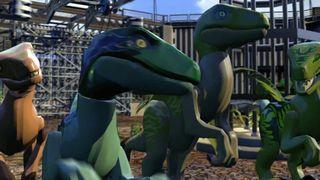 LEGO Jurassic World - Dinosaurios