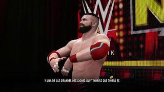 WWE 2K16 - MiCarrera