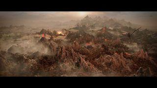 Total War: Warhammer - Mapa de la campaña