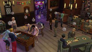 Los Sims 4: ¿Quedamos? - Clubs