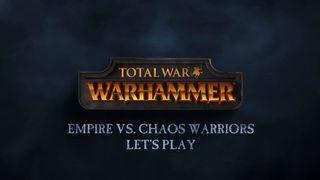 Total War: Warhammer - Campaña de Guerreros del Caos