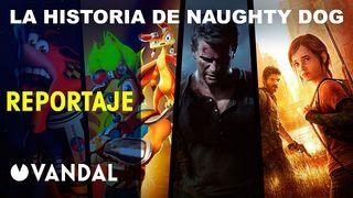 La historia de Naughty Dog - Reportaje
